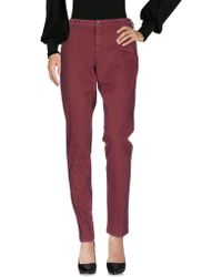 40weft - Casual Trouser - Lyst