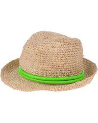 f4c0edfa7d1f9e Draper James Howdy Sun Hat in Natural - Save 33% - Lyst