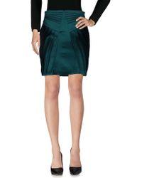 Siviglia - Knee Length Skirt - Lyst
