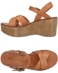Fabio Rusconi - Sandals - Lyst