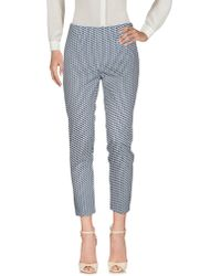 Baroni - Casual Trousers - Lyst