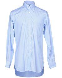 Hilditch & Key - Shirt - Lyst