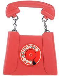 Yazbukey - 'urgent Phone Call' Tote - Lyst