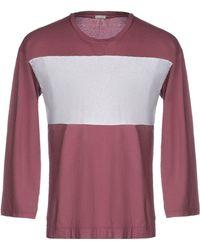 Massimo Alba - T-shirt - Lyst