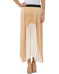 Silk And Soie - Long Skirt - Lyst