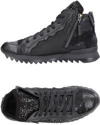 Alberto Venturini - Sneakers & Tennis shoes alte - Lyst