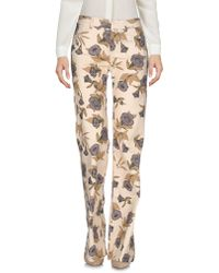 So Nice - Casual Trousers - Lyst