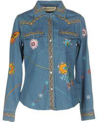 Blugirl Jeans | Denim Shirts | Lyst