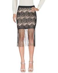 Wyldr - Mini Skirt - Lyst