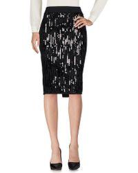 Camilla Milano - Knee Length Skirt - Lyst