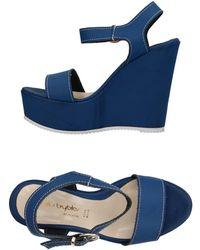 Blu Byblos - Sandals - Lyst