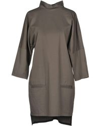 Trou Aux Biches - Short Dress - Lyst