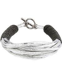 Brunello Cucinelli - Bracelets - Lyst