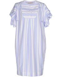 Mantu - Knee-length Dress - Lyst