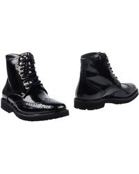 Brian Dales - Ankle Boots - Lyst
