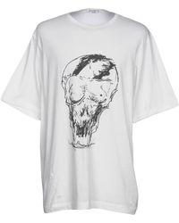 Yohji Yamamoto - T-shirts - Lyst