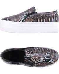c4d9293fb6 Lyst - Jeffrey Campbell Low-tops   Sneakers in Black