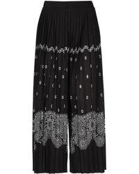 Maria Grazia Severi - Long Skirt - Lyst