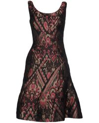 Frankie Morello - Knee-length Dress - Lyst