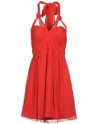 Lipsy | Short Dress | Lyst