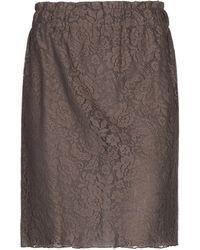 J.B. Foster - Knee Length Skirt - Lyst