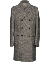 Circolo 1901 Coat - Gray