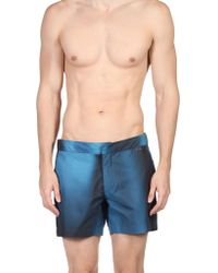 CALVIN KLEIN 205W39NYC - Swim Trunks - Lyst