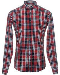 Aglini | Shirt | Lyst