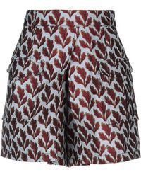 Philosophy Di Lorenzo Serafini - Mini Skirt - Lyst