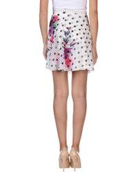 Guess - Mini Skirts - Lyst