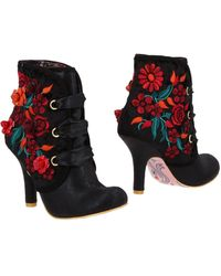 Irregular Choice - Ankle Boots - Lyst