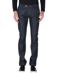0/zero Construction | Denim Trousers | Lyst