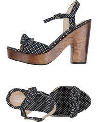 Get U - Sandals - Lyst