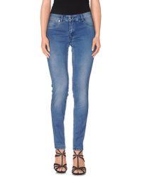 Marani Jeans - Denim Trousers - Lyst