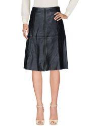 Muubaa - 3/4 Length Skirt - Lyst