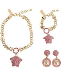 Versace - Jewellery Set - Lyst