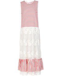 DV ROMA - Long Dress - Lyst