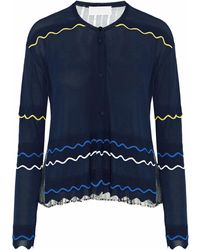 Peter Pilotto - Cardigan - Lyst