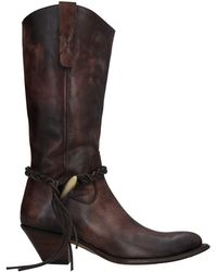 Buttero - Boots - Lyst