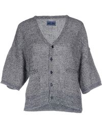 Blue Blue Japan - Cardigan - Lyst