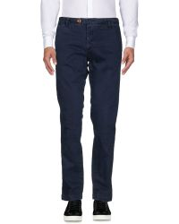 Eleventy - Casual Trouser - Lyst