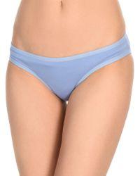 27fc67b467b adidas By Stella McCartney Bikini Bottoms in Black - Lyst