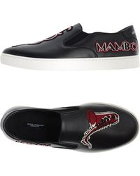 Dolce & Gabbana - Low-tops & Trainers - Lyst
