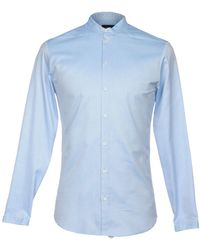 Emporio Armani - Shirt - Lyst