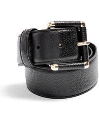 TOPSHOP Belt - Black
