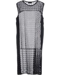 Les Copains - Knee-length Dress - Lyst