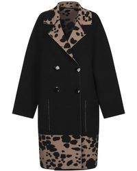 Fontana Couture - Coat - Lyst