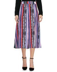 Prabal Gurung - 3/4 Length Skirt - Lyst