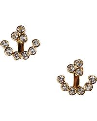 Elizabeth and James - Earrings - Lyst