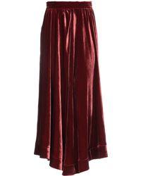 Raquel Diniz - Long Skirt - Lyst